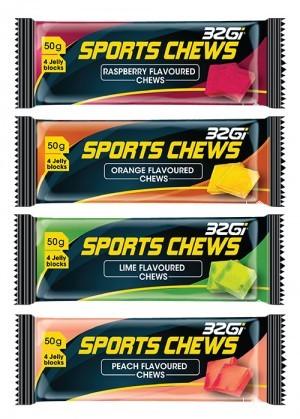 32Gi Sports Chews