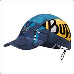 Buff Pack Run Cap - mörkblå