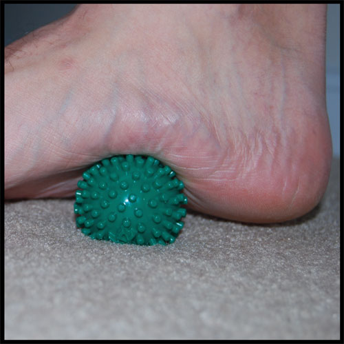 Foot Rubz (massageboll)