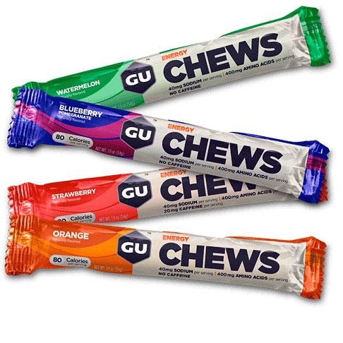 GU Energy Chew (Dubbel)
