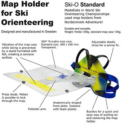 Nordenmarks Kartställ Skid-O