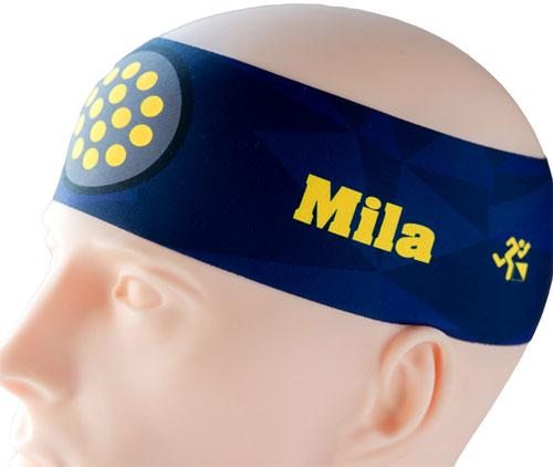 Mila Vega II - Blue Edition