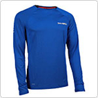 Salming Balance Long Sleeve Tee (Blue)