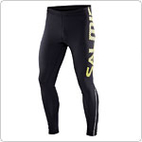 Salming Logo Tights Herr